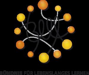 Offizelles Logo des Bündnis für lebenslanges lernen