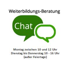 Logo des WeiterbildungsChat