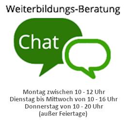 Weiterbildung Live-Chat